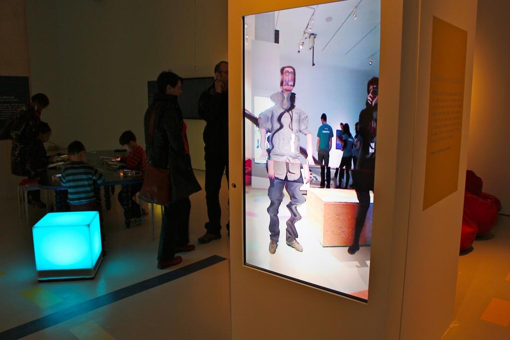 Magic Mirror at digiPlaySpace 2012