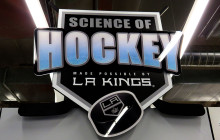 Science of Hockey exhibit at Discovery Cube LA